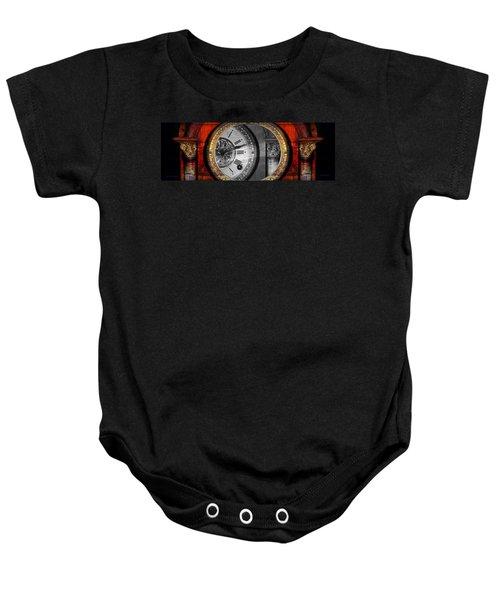 The Time Machine Baby Onesie