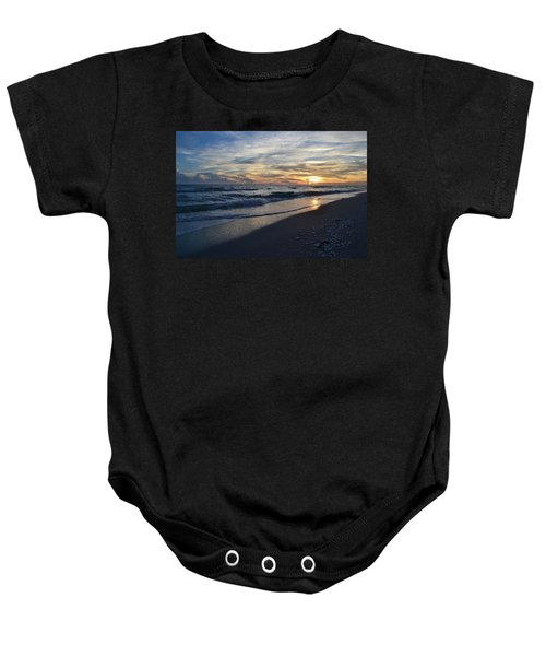 The Touch Of The Sea Baby Onesie