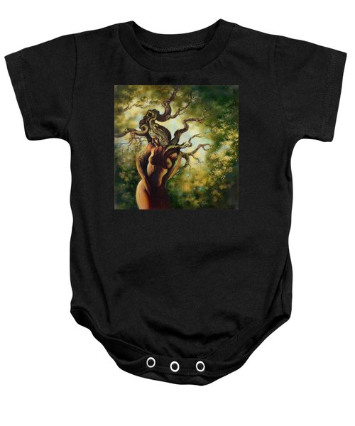 The Tree Baby Onesie