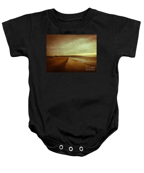 The Winter Pacific Baby Onesie