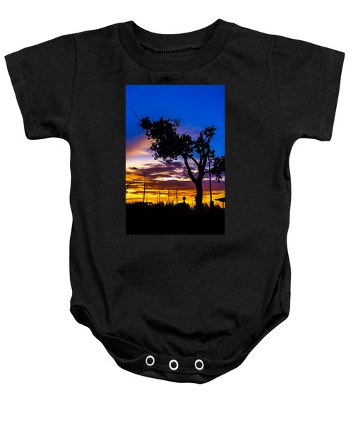There Is Something Magical About The Sky Baby Onesie