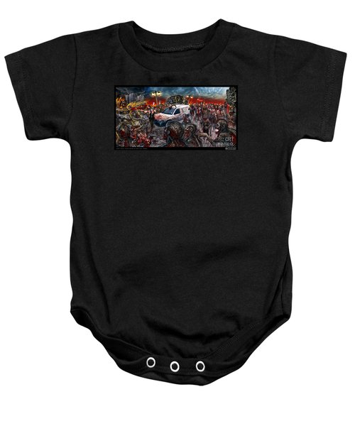 They Will Take Over If You Let Them Baby Onesie