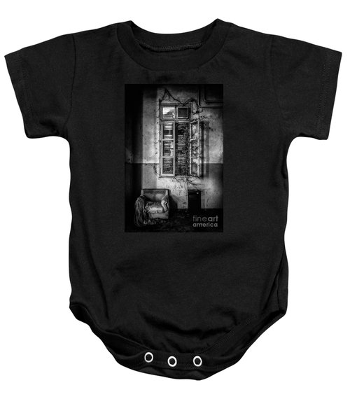 This Is The Way Step Inside II Baby Onesie