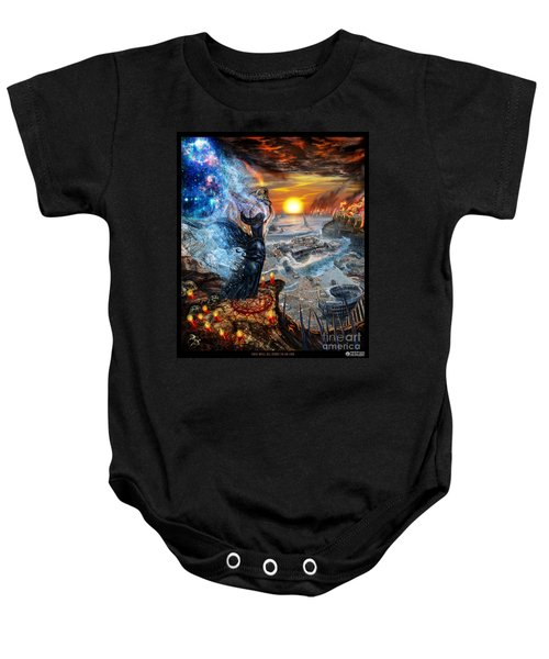 This Will All Come To An End Baby Onesie