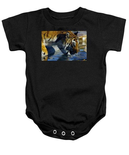 Tiger 2 Baby Onesie