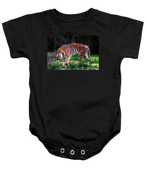 Tiger Tale Baby Onesie