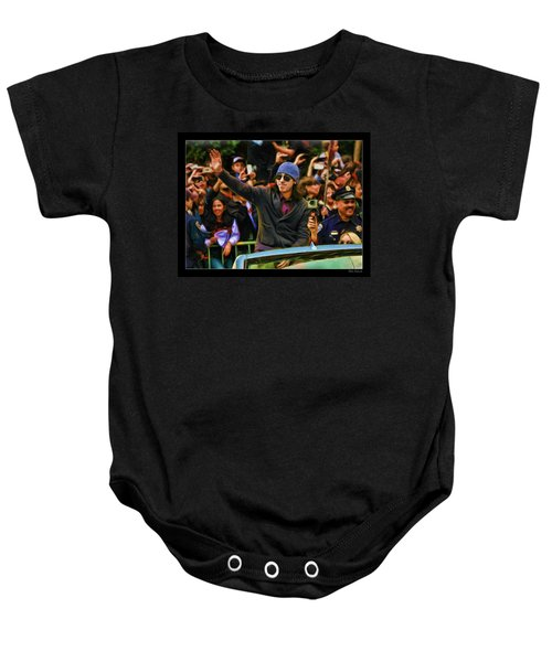 Tim Lincecum World Series 2012 Baby Onesie