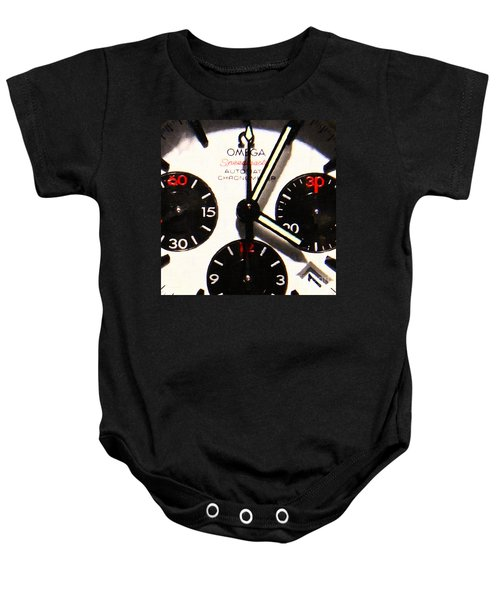 Time Piece - 5d20658 Baby Onesie