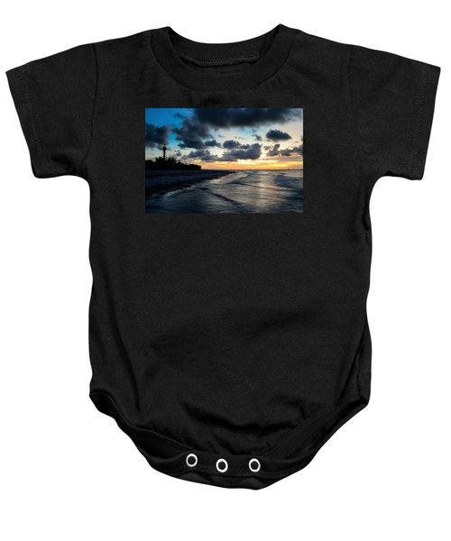 To See The Light... Baby Onesie