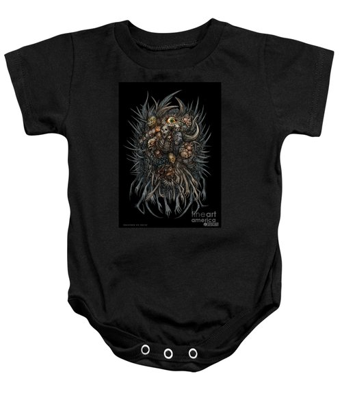 Together We Decay Baby Onesie