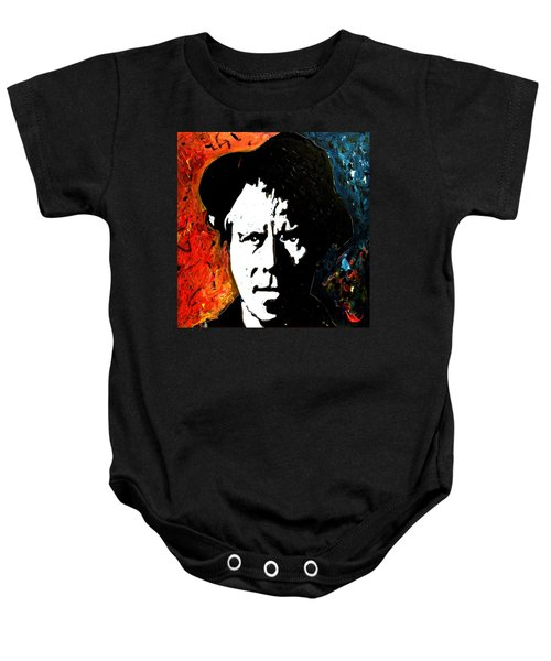Tom Waits Baby Onesie