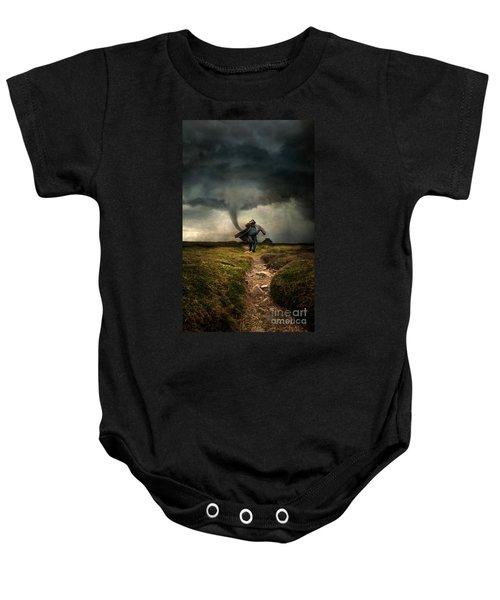 Tornado Baby Onesie