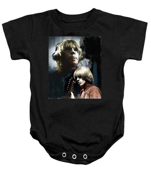 Touchstone Brian Jones Baby Onesie