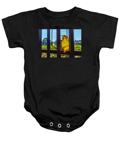 Trapped And Slowly Dying Baby Onesie