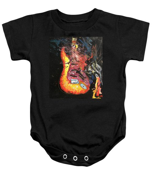 tribute to the Beat Farmers Baby Onesie