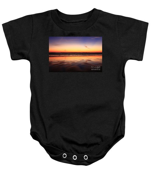 Cardiff By The Sea Glow Baby Onesie