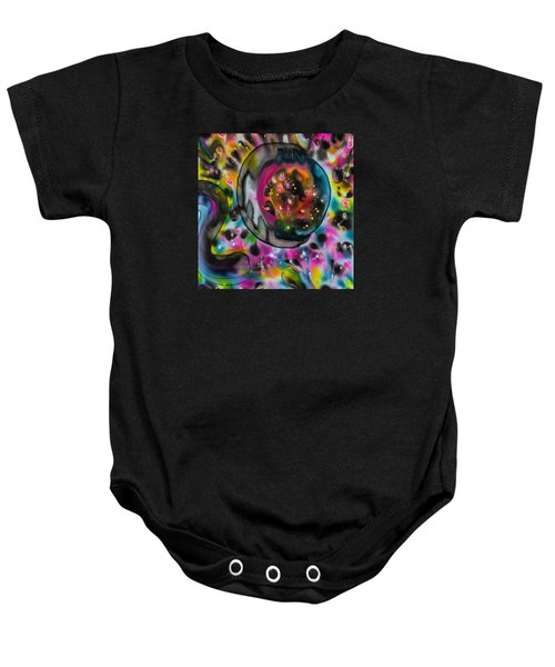 Through The Looking Glass Baby Onesie