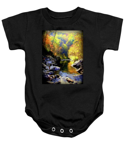 Upstream Baby Onesie