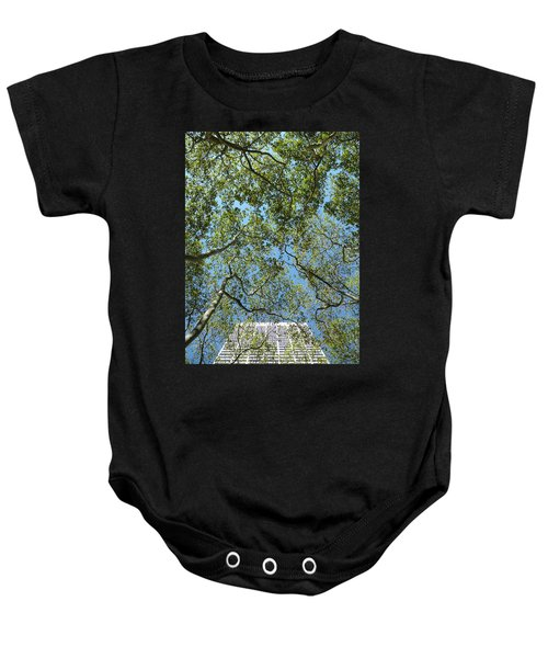 Urban Growth Baby Onesie