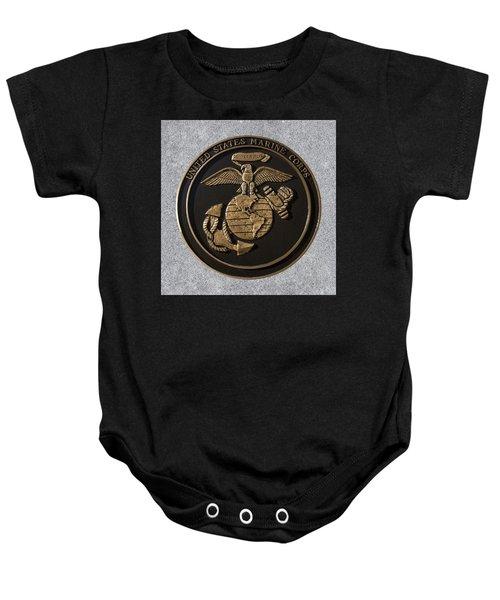 Us Marine Corps Baby Onesie