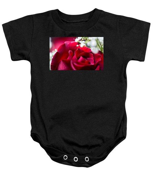 Valentine Baby Onesie