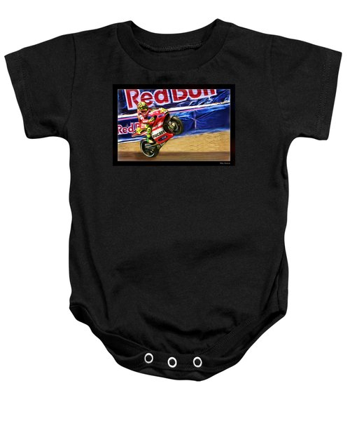 Valentino Rossi Ducati Baby Onesie