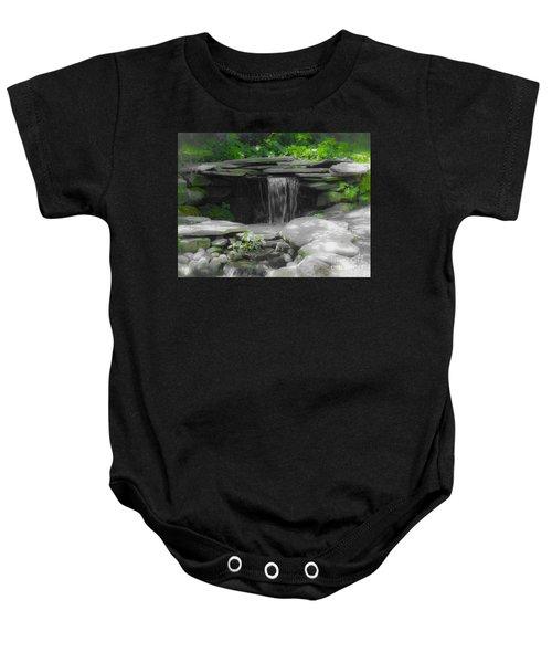 Verde Falls Baby Onesie