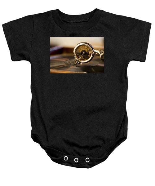 Victrola No 2 Baby Onesie
