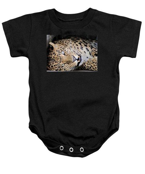 Voodoo The Leopard Baby Onesie