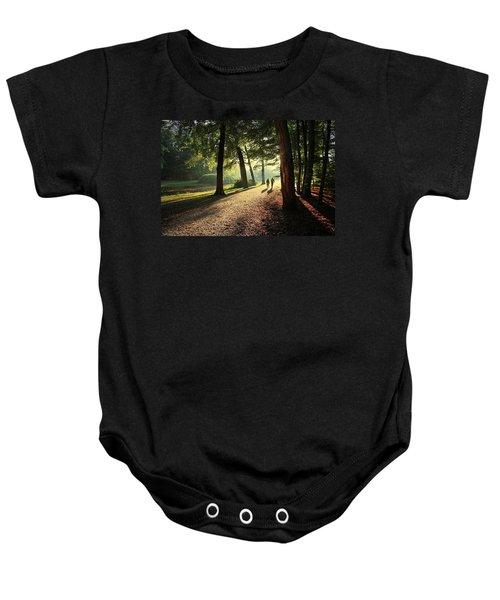 Walk Baby Onesie