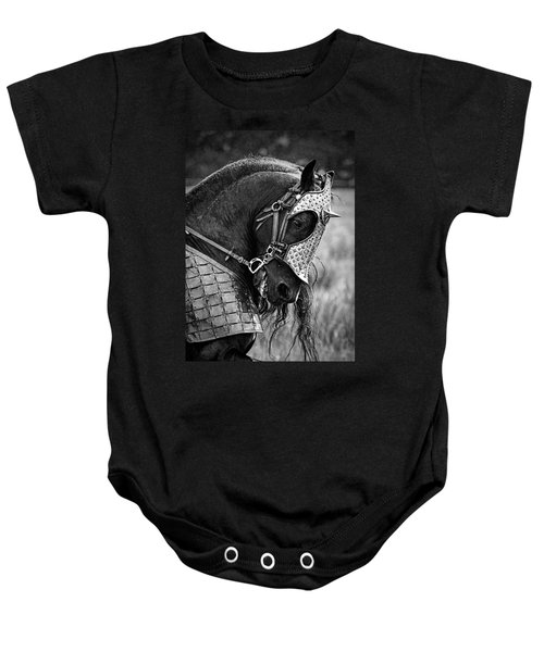 Warrior Horse Baby Onesie