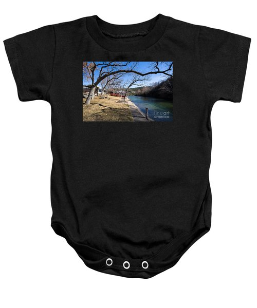 We Are Trees And We Are Life Baby Onesie