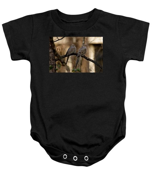 We Came Together - We're Leaving Together Baby Onesie