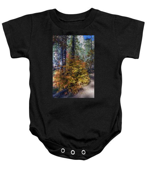 West Fork Fall Color Baby Onesie