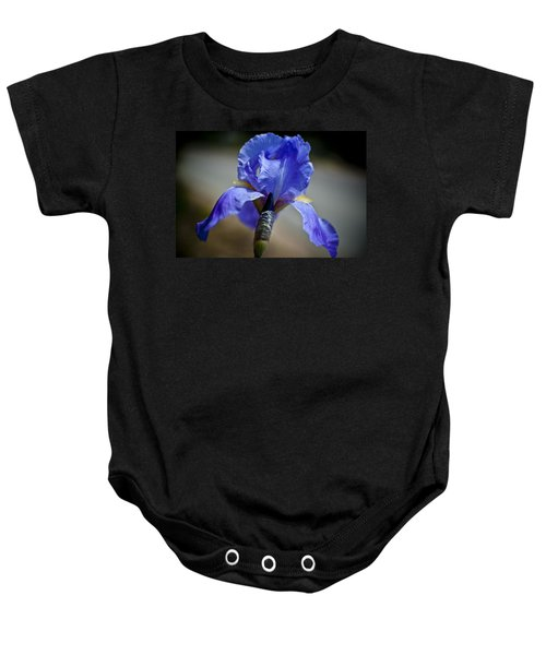 Wild Iris Baby Onesie