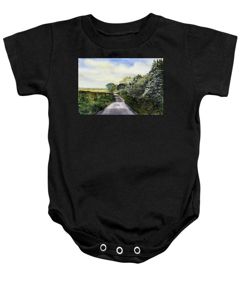 Woldgate - Late Spring Baby Onesie
