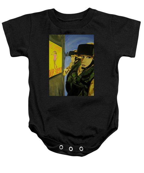 Women Warriors And The Pinup Baby Onesie