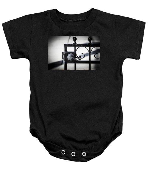 Ybor City Gate Baby Onesie