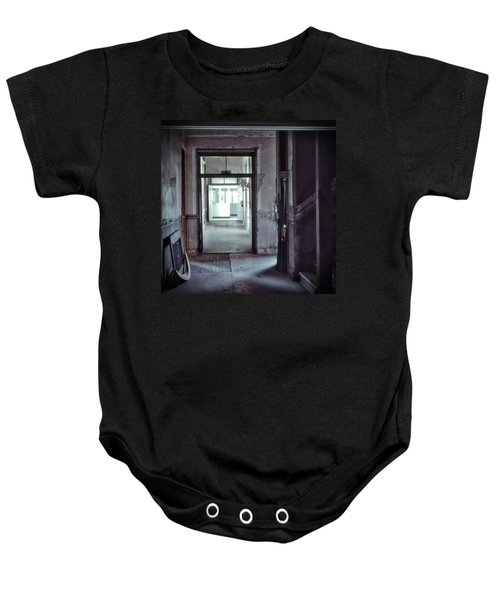 You Go First Baby Onesie