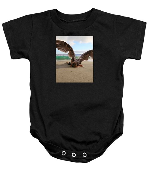 You Will Not All Sleep Baby Onesie