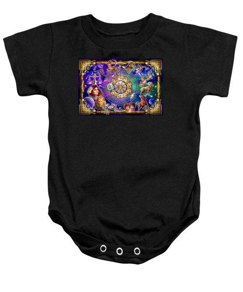 Zodiac 2 Baby Onesie by Ciro Marchetti