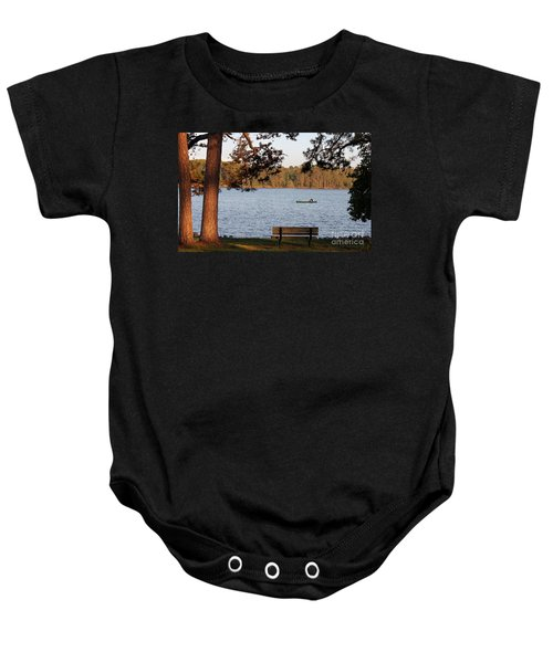 Lakeside Baby Onesie