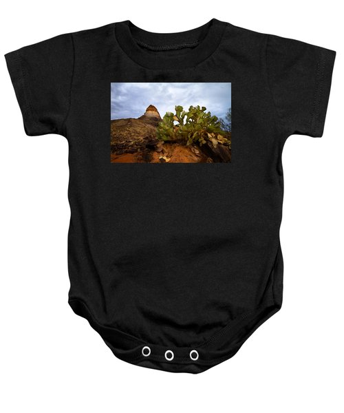 Prickly Pear Baby Onesie