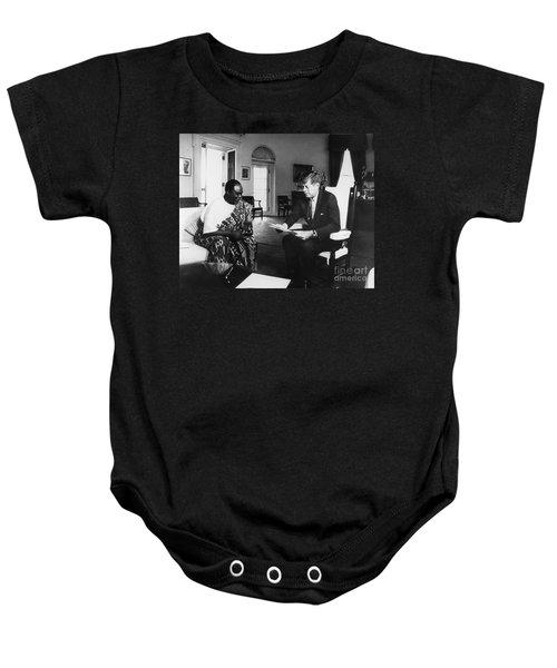 John F. Kennedy (1917-1963) Baby Onesie