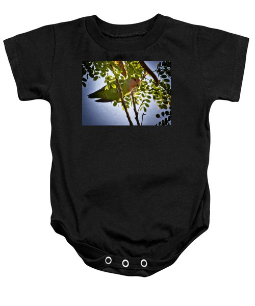 A Little Love  Baby Onesie