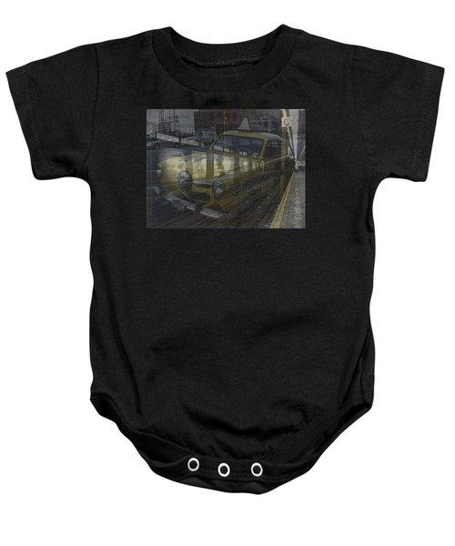 Asphalt Series - 8 Baby Onesie