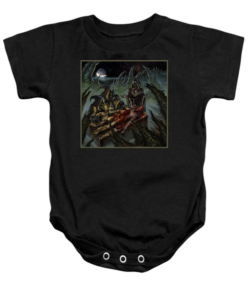 Autopsy Of The Damned  Baby Onesie