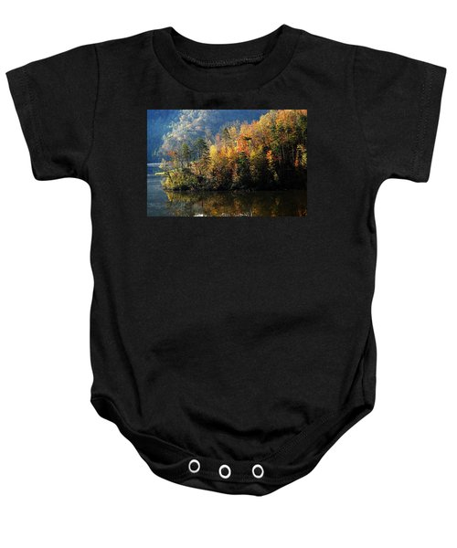 Autumn At Jenny Wiley Baby Onesie