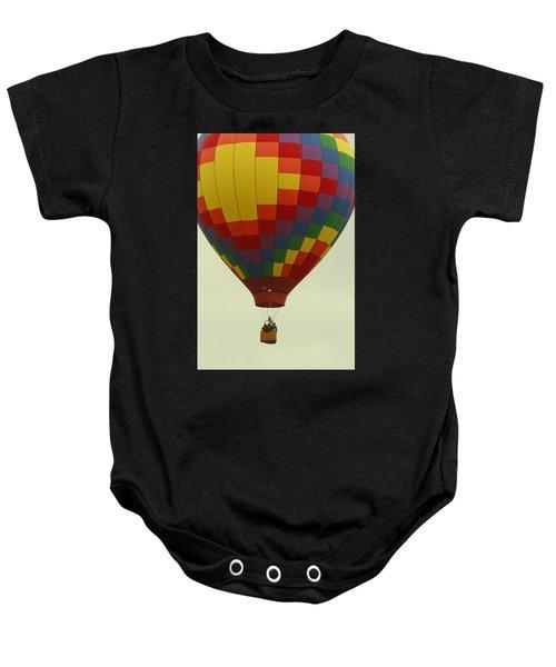 Balloon Ride Baby Onesie