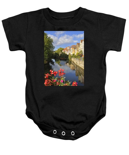 Beautiful Tuebingen In Germany Baby Onesie